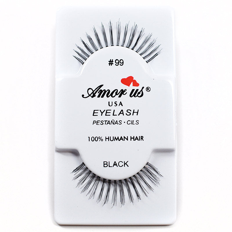 Amor Us Eyelashes - #99 Black