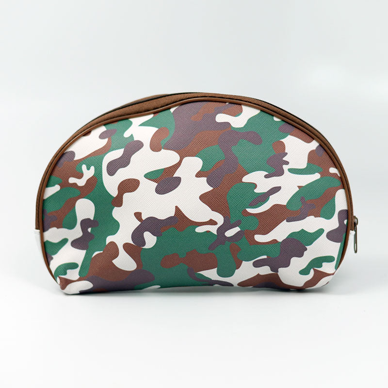 Cosmetic Pouch Bag Camouflage