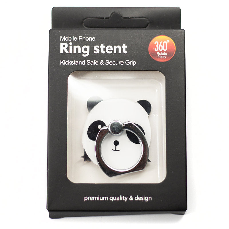 Mobile Phone Ring Stent Kickstand Grip