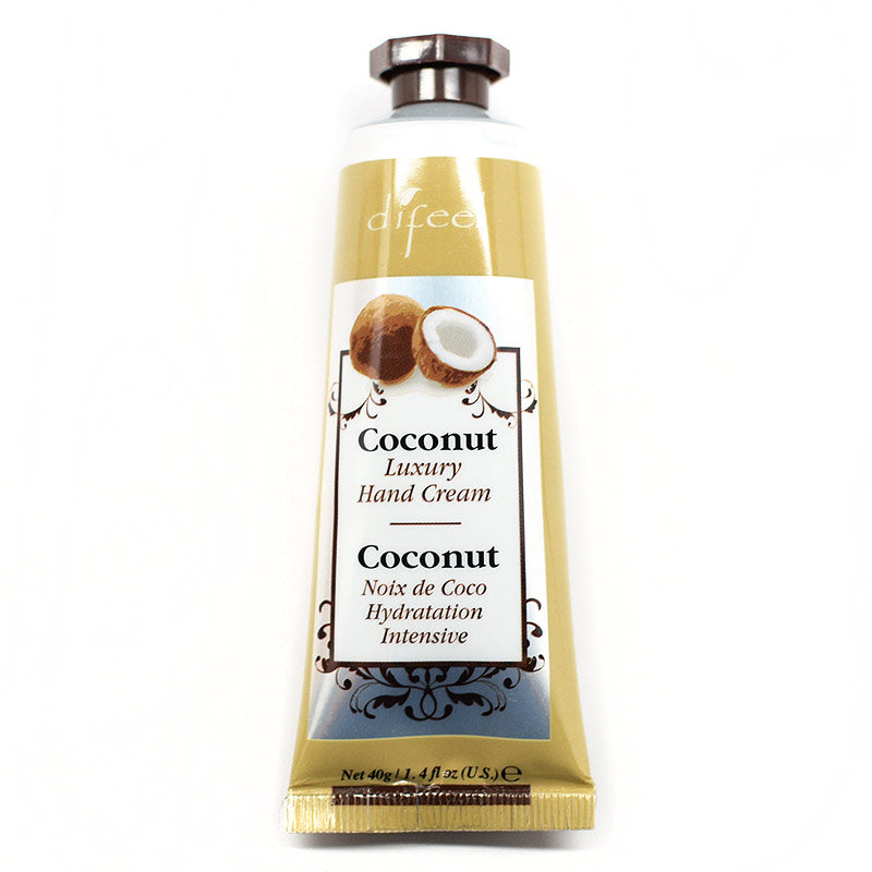 Difeel Luxury Hand Cream - Coconut
