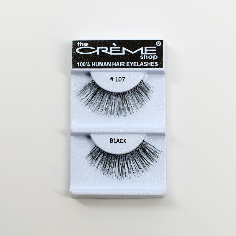 The Creme Shop Eyelashes - #107 Black