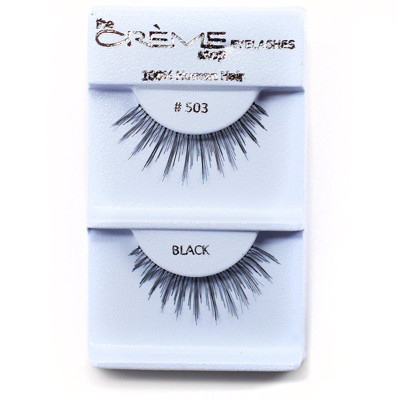 The Creme Shop Eyelashes - #503 Black