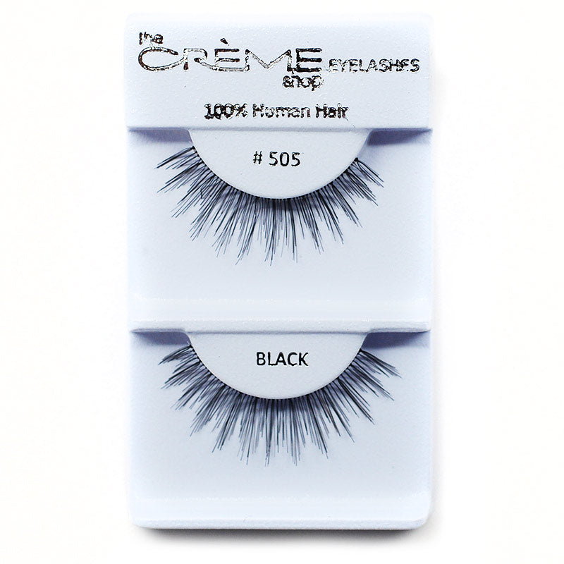 The Creme Shop Eyelashes - #505 Black