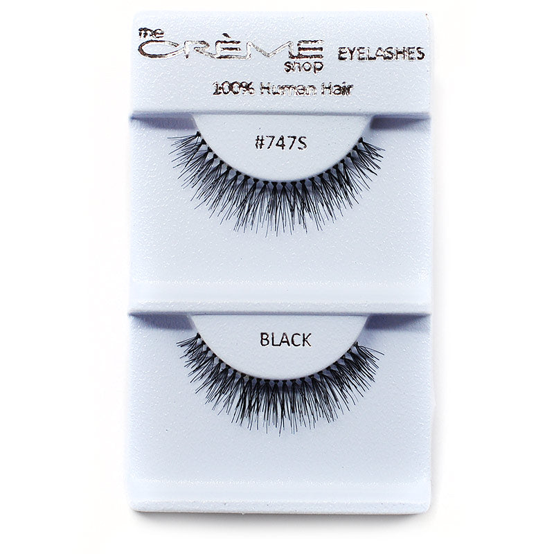 The Creme Shop Eyelashes - #747S Black