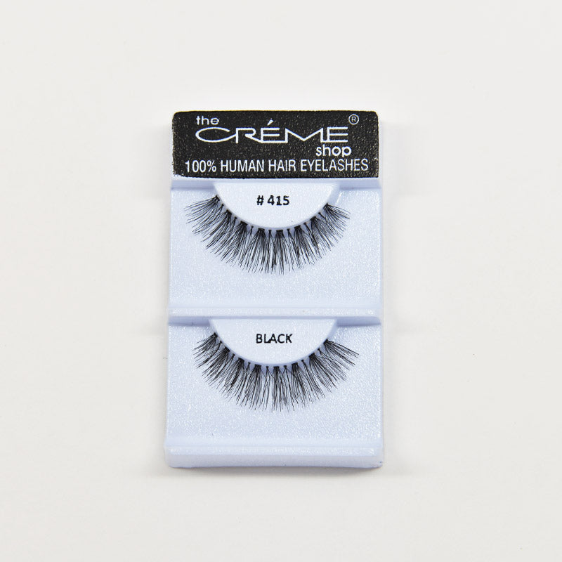 The Creme Shop Eyelashes - #415 Black
