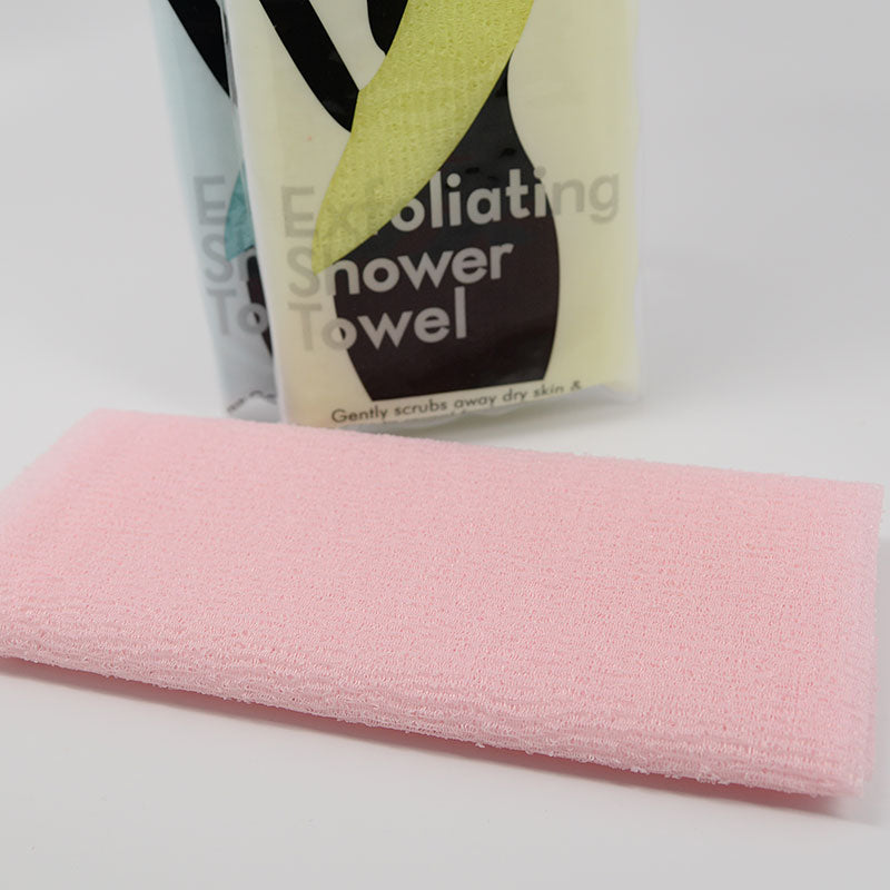 The Creme Shop Exfoliating Shower Towel