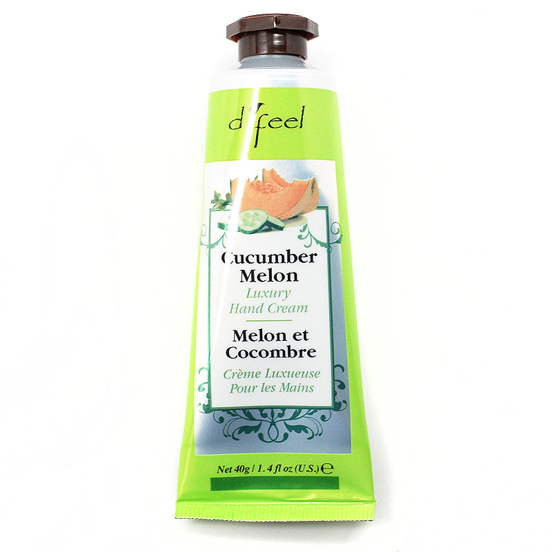 Difeel Luxury Hand Cream - Cucumber Melon