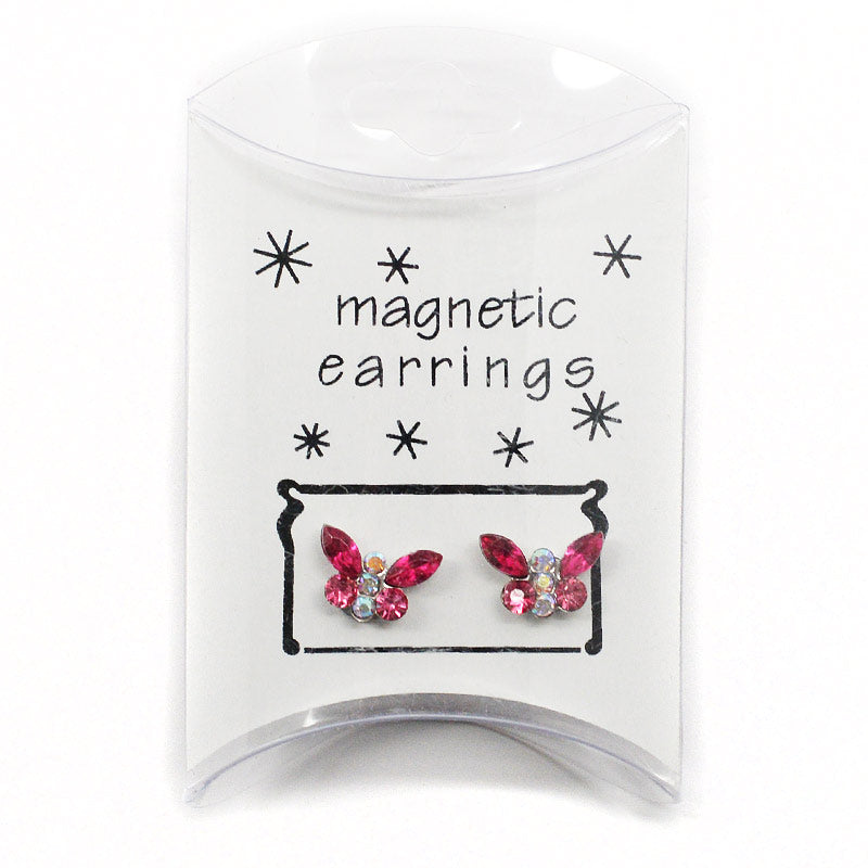 Magnetic Butterfly Earrings