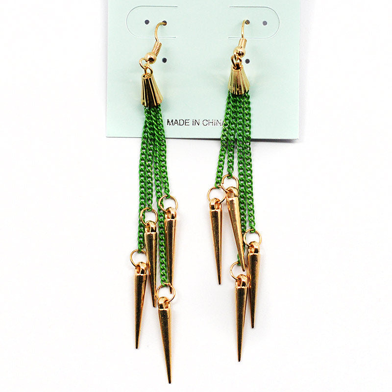 Dangling Pendulums Earrings