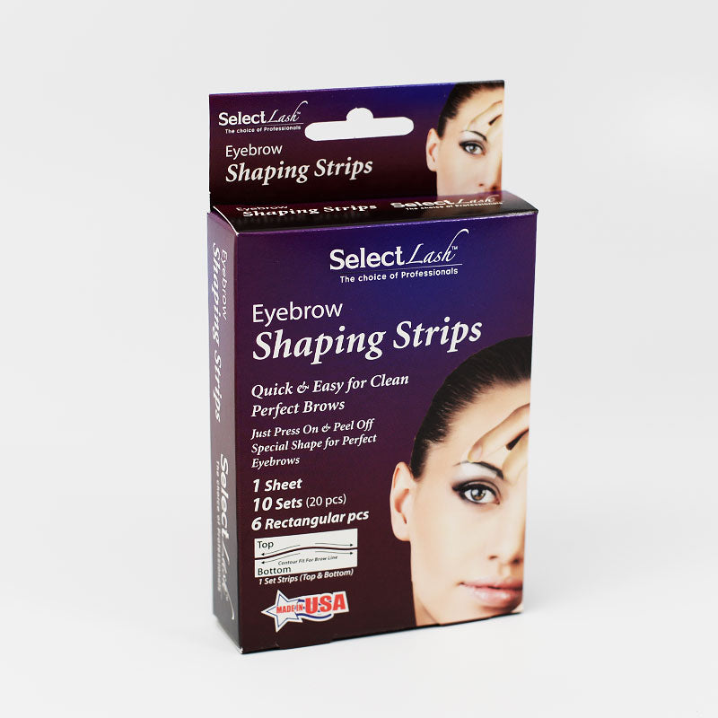 Select Lash Eyebrow Shaping Strips