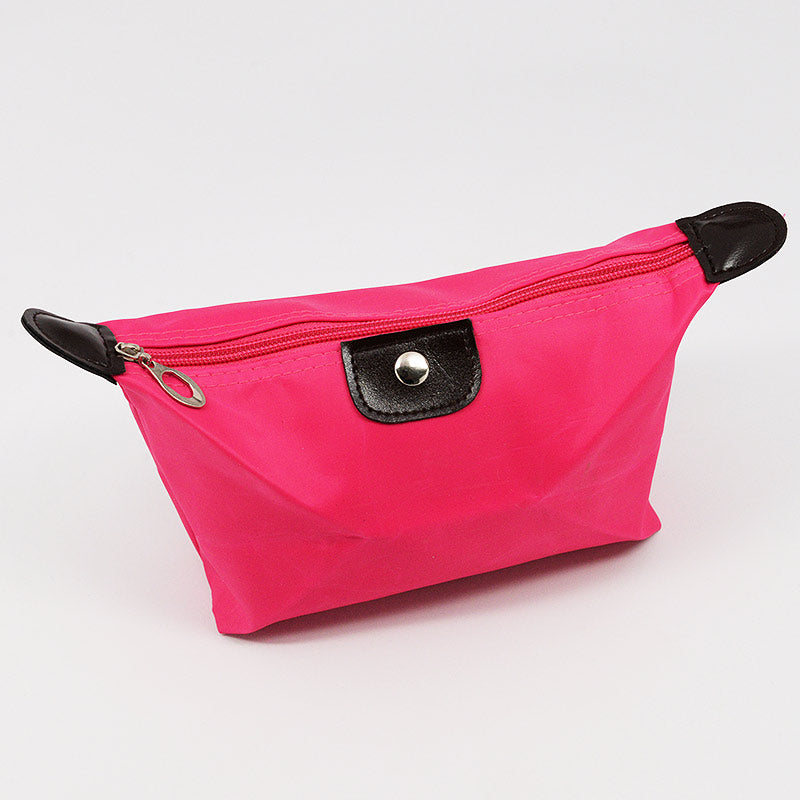 Foldable Cosmetic Bag Pouch (11 Colors)