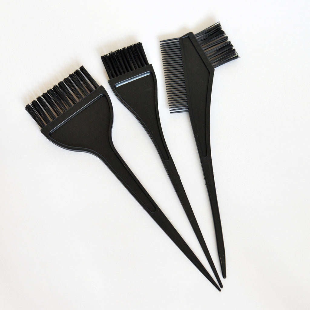 Tint / Dye Brush Set (3 Brushes)