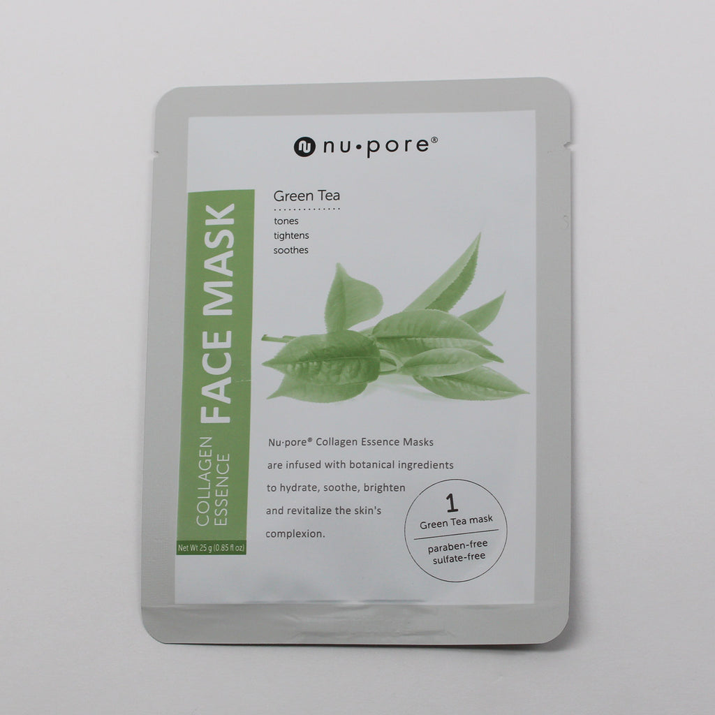 nu pore Green Tea Face Mask