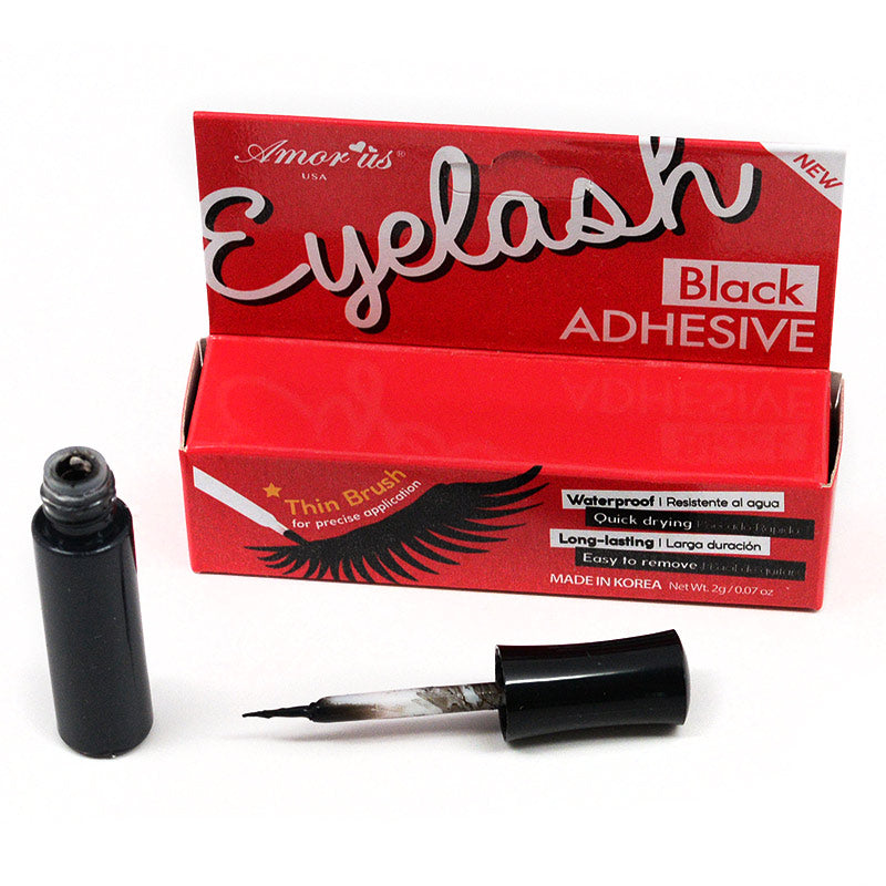 Amor Us Eyelash Black Eyelash Adhesive Glue