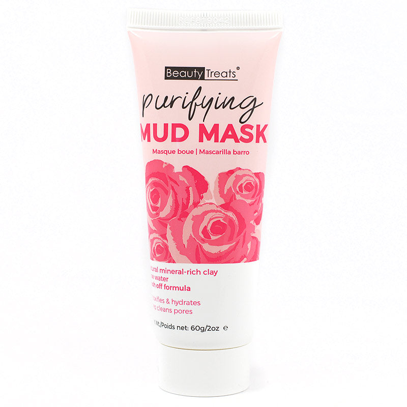 Beauty Treats Purifying Mud Mask