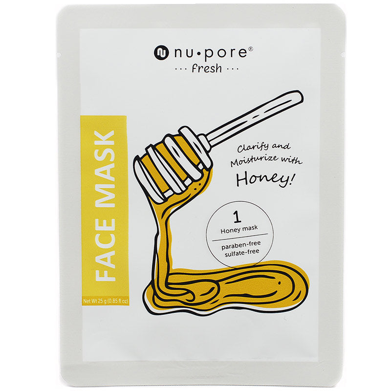 nu pore -fresh- Honey Face Mask