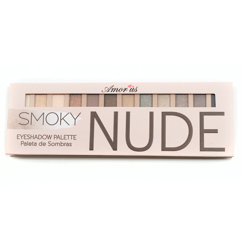Amor Us Smoky NUDE Eyeshadow Palette