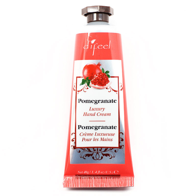 Difeel Luxury Hand Cream - Pomegranate