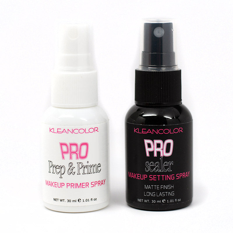 kleancolor pro primer and matte finish sealer spray set 2 pcs