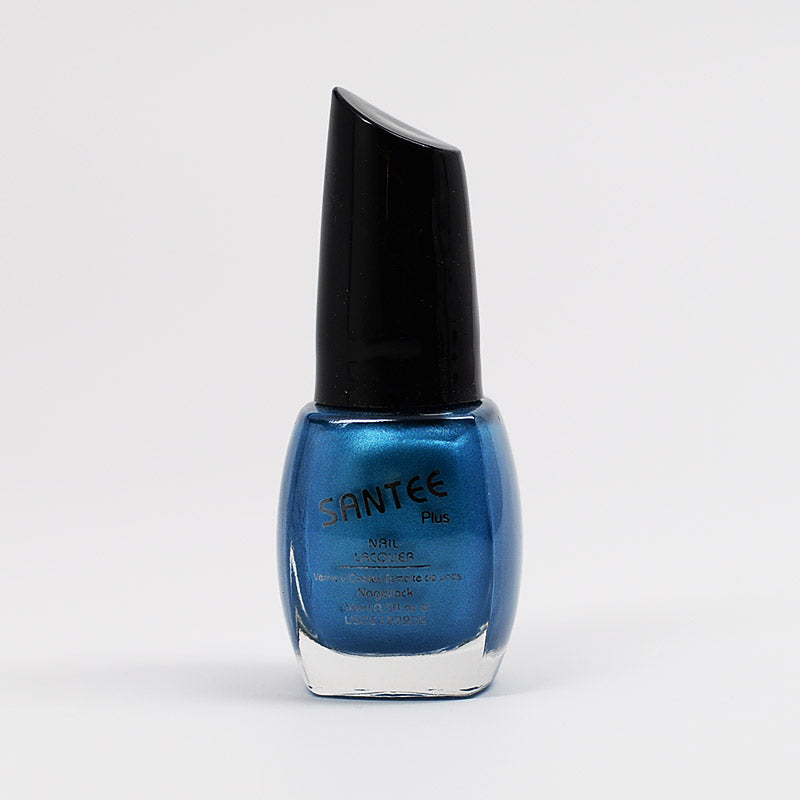 Santee Nail Lacquer - Blue Pearl