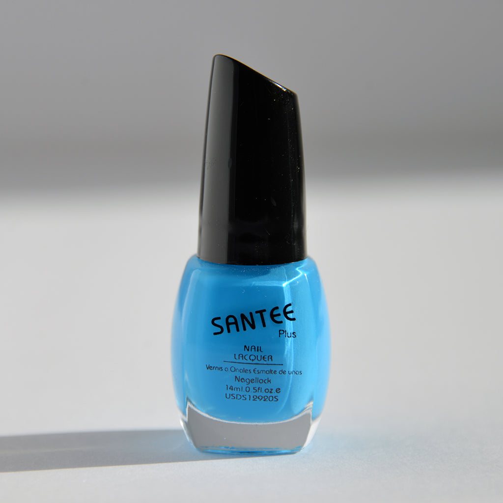 Santee Nail Lacquer - Baby Blue