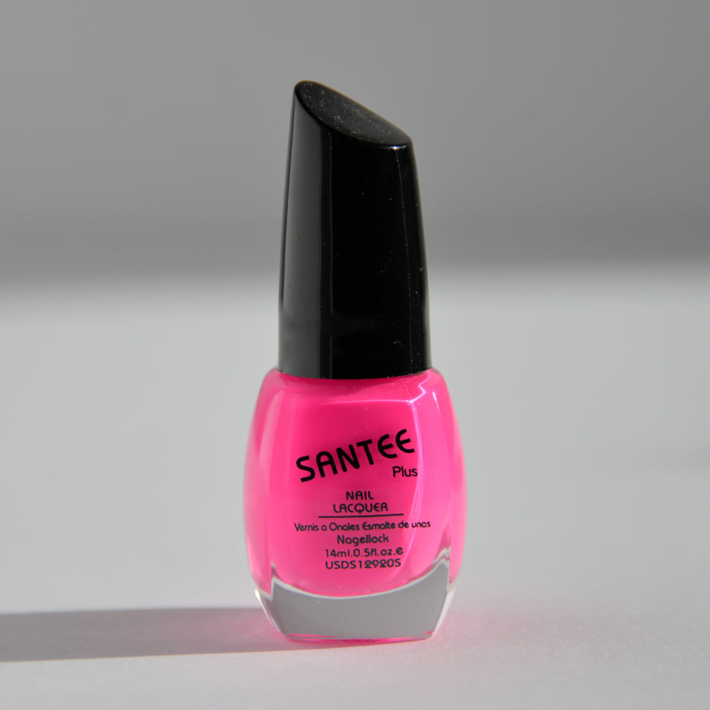 Santee Nail Lacquer - Flower Pink