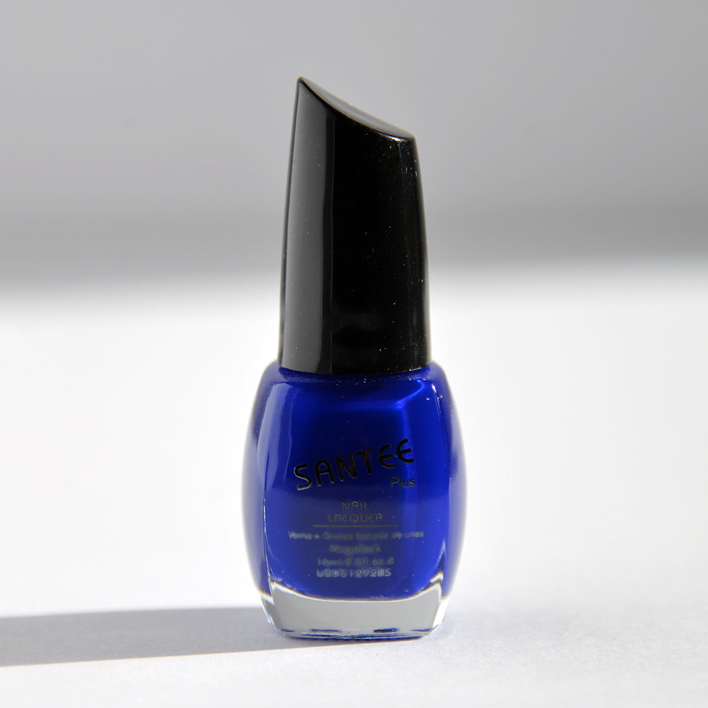 Santee Nail Lacquer - Neon Sapphire