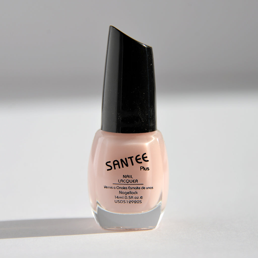 Santee Nail Lacquer - Pink Slipper