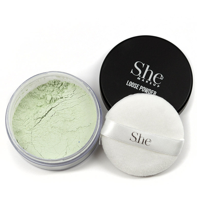 S.he Makeup Mineral Loose Powder