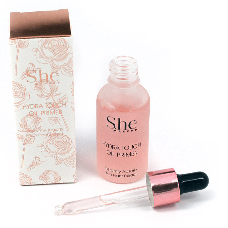 S.he Makeup Hydra Touch Oil Primer
