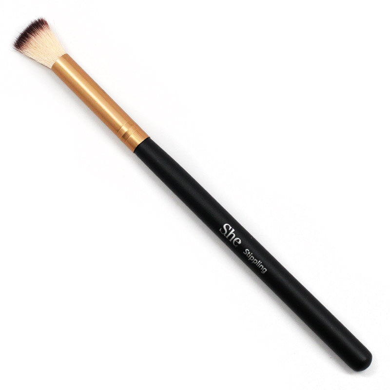 She Makeup Stippling Brush 406