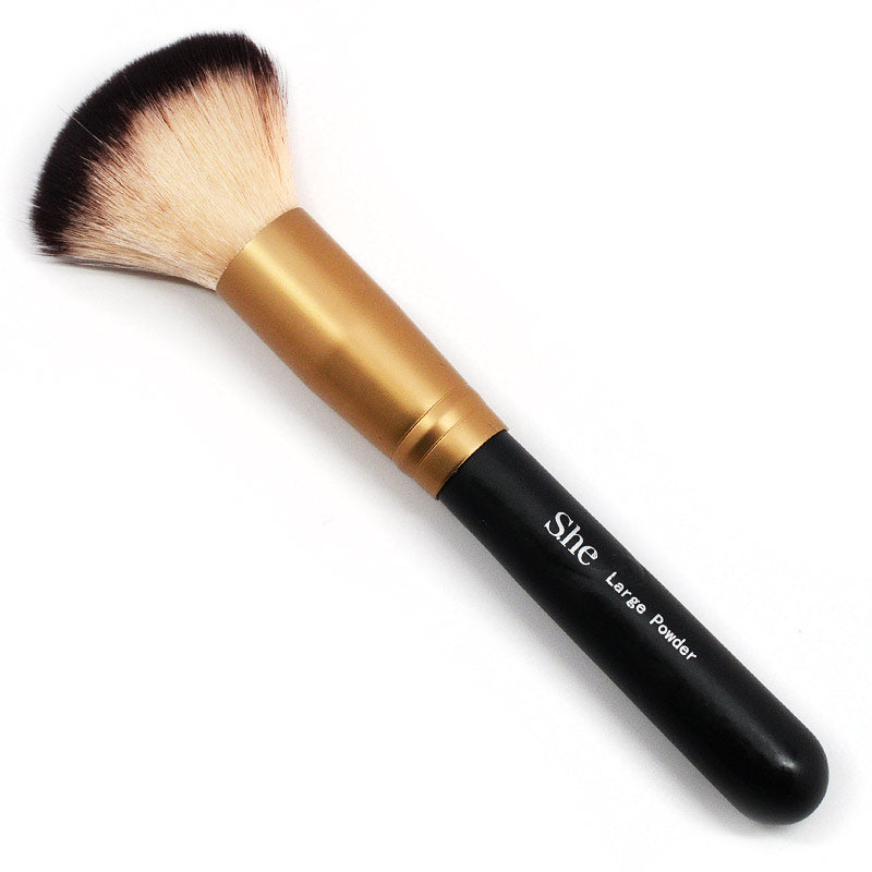 She Makeup Large Powder Brush 417