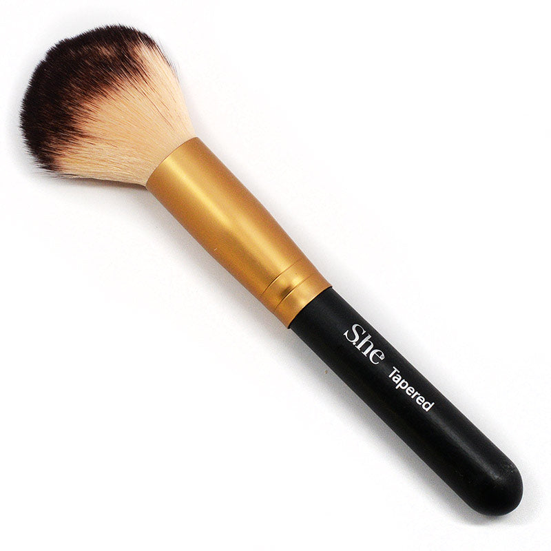 She Makeup Tapered Brush 424