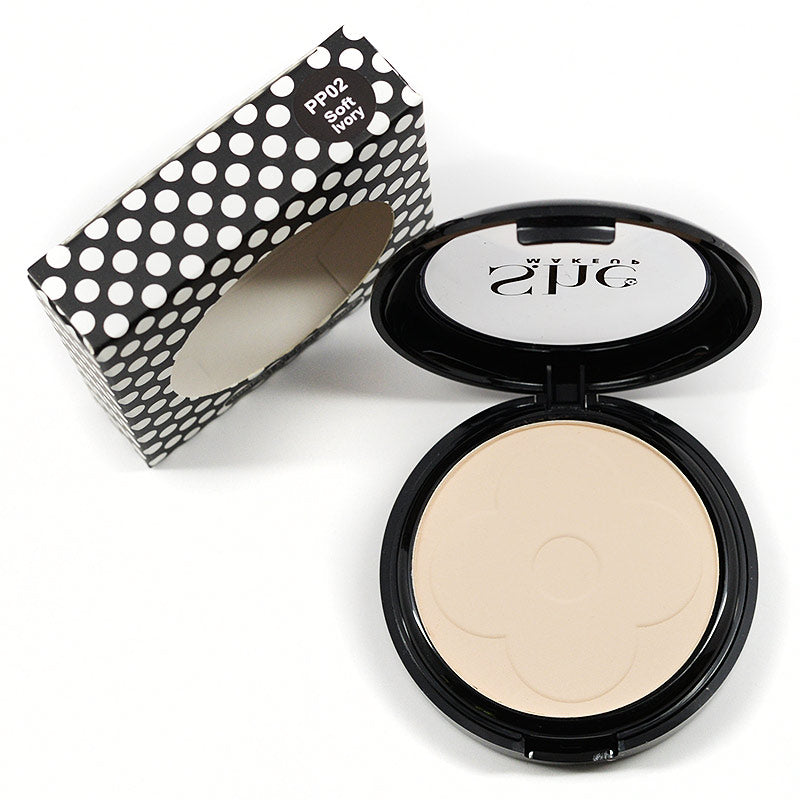 S.he Makeup Compact Mineral Pressed Powder