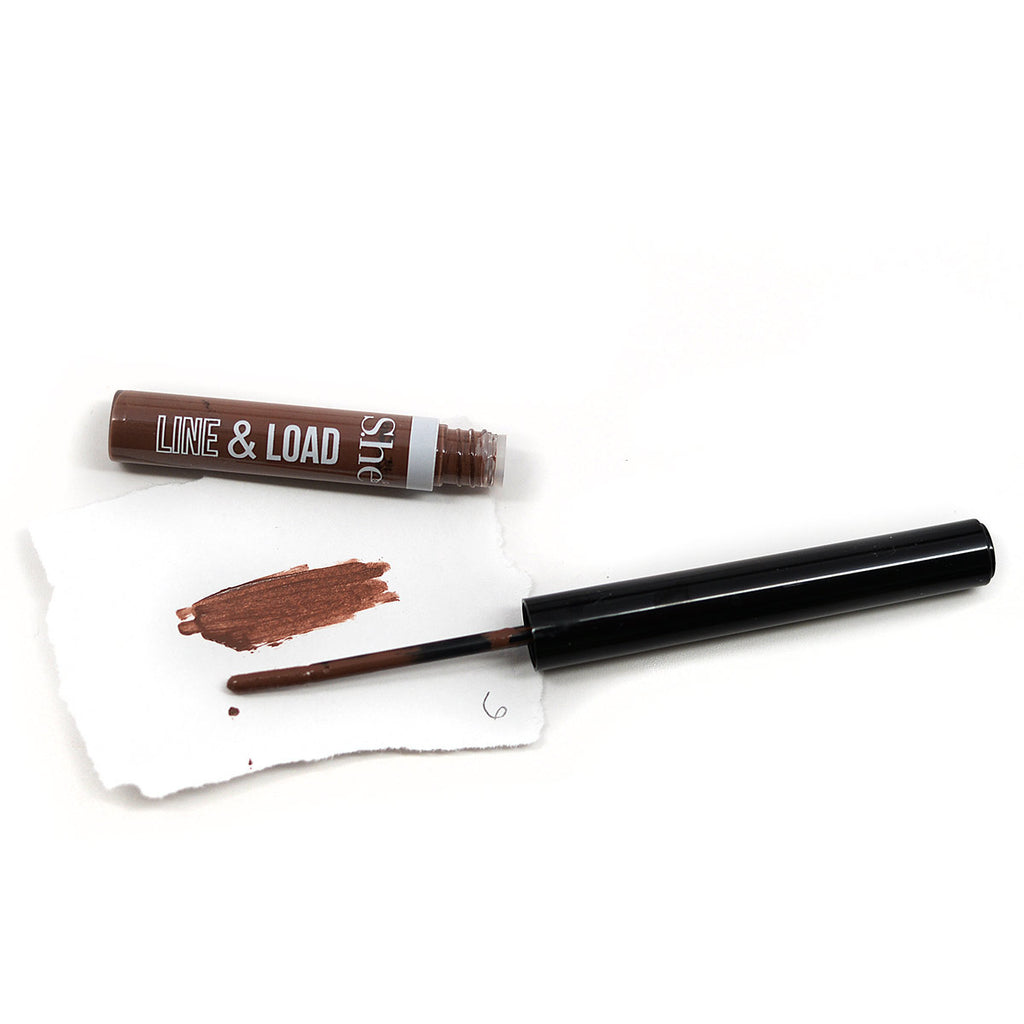 S.he Makeup Line & Load Liquid Lipliner - Natural #06