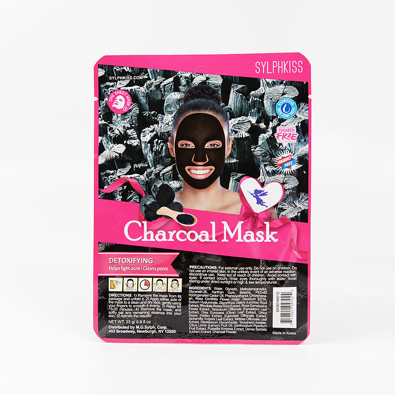 Sylphkiss Charcoal Mask