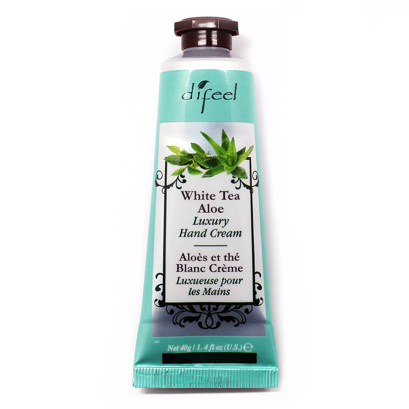 Difeel Luxury Hand Cream - White Tea Aloe