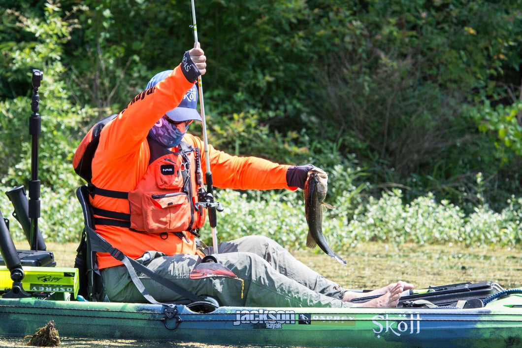 Sköll Gear for Kayak Anglers