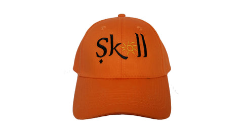Skoll Kids Lids -Sunburst Orange