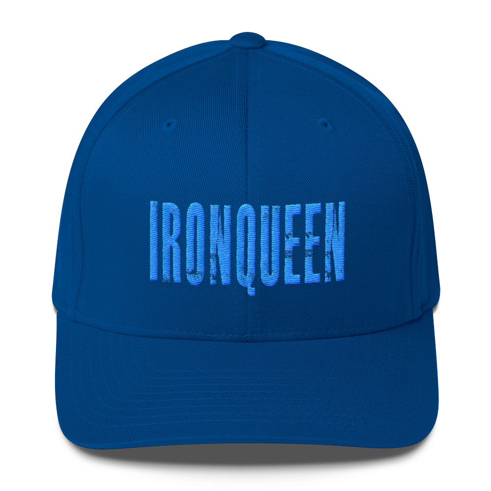 Iron Queen Fitted