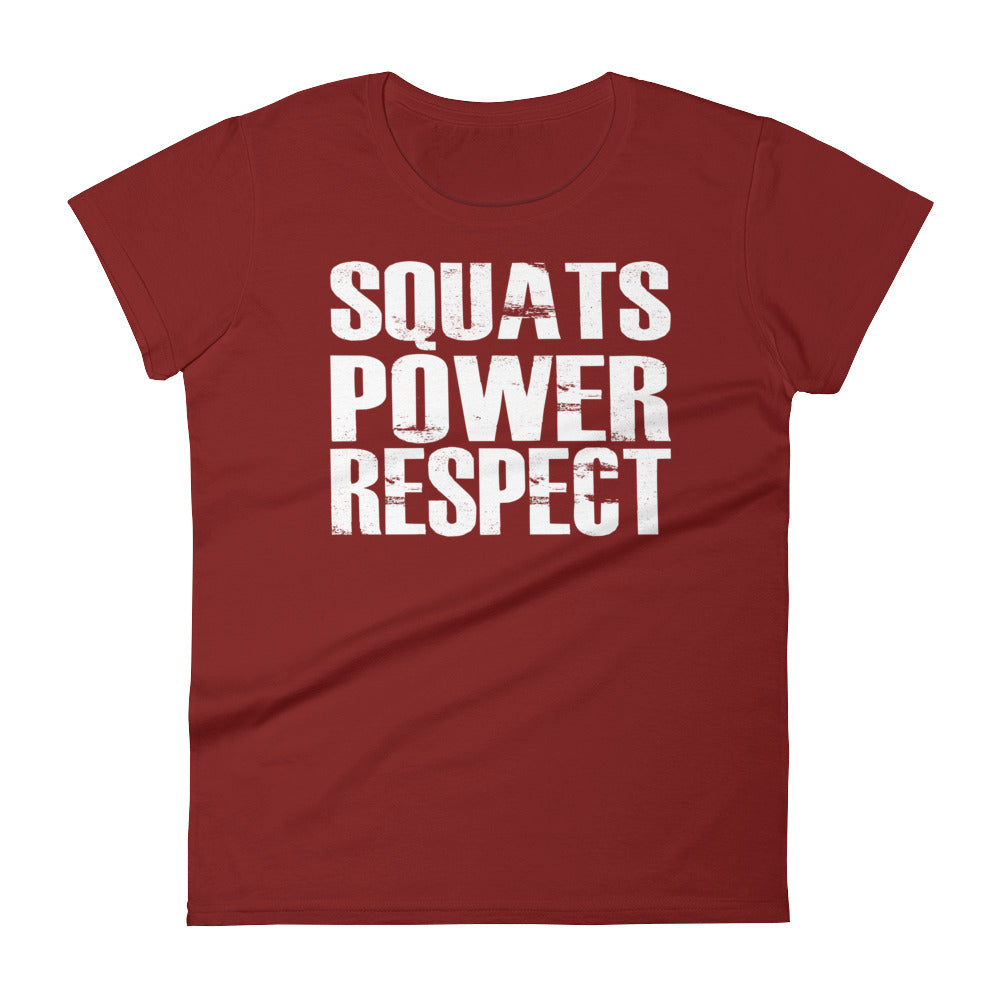Squats Power Respect