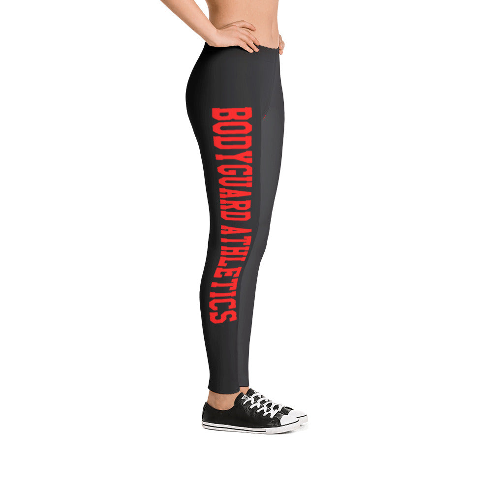 Bodyguard Athletics Red