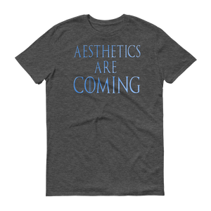 Aesthetics Are Coming
