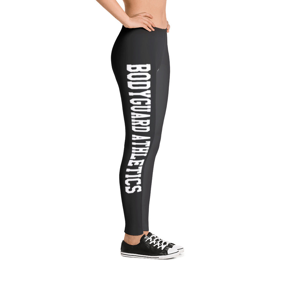 Bodyguard Athletics White