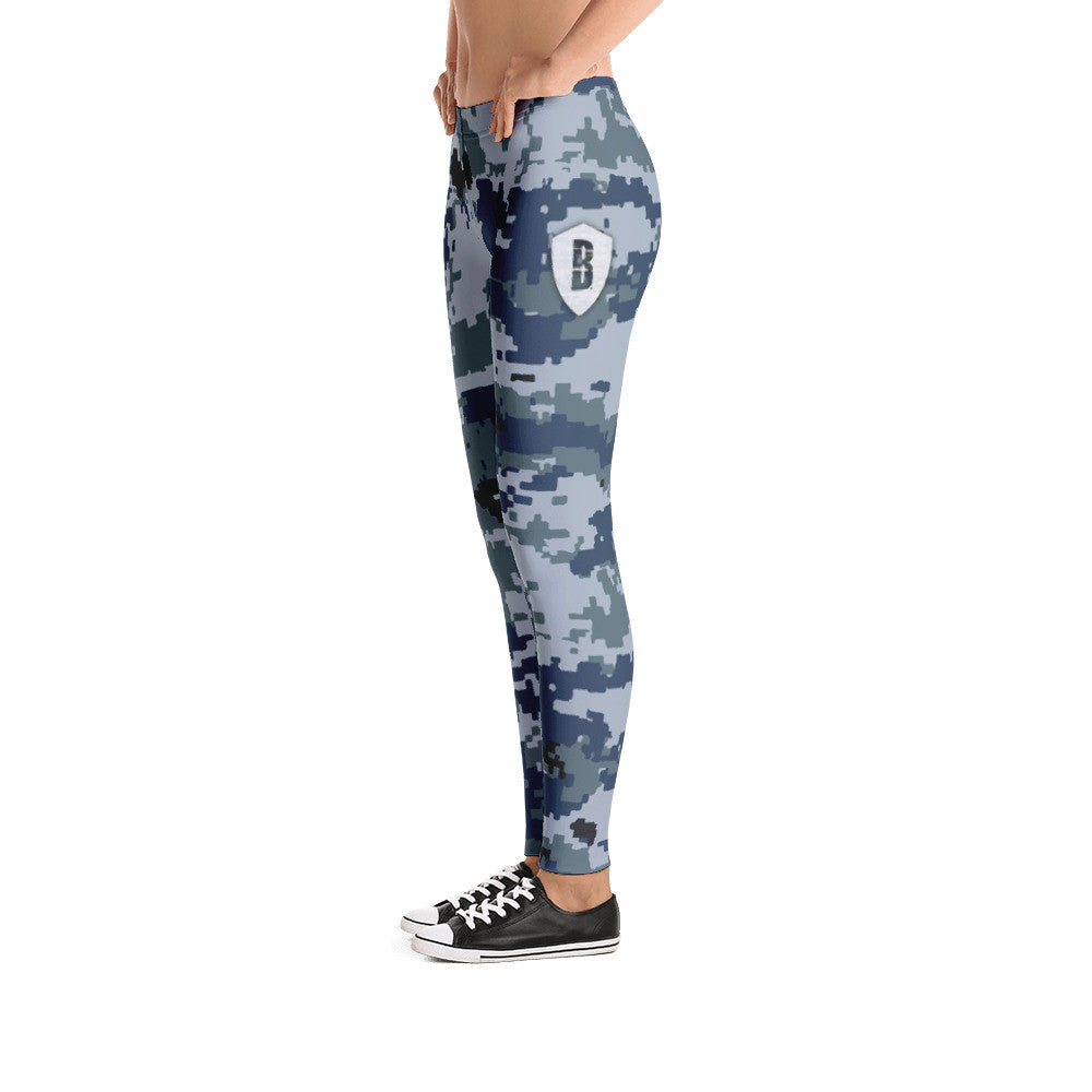 Digital Camo Navy