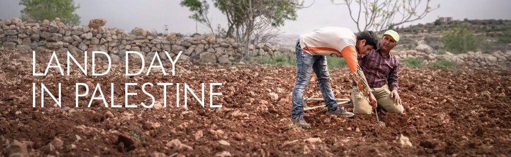 Land Day in Palestine