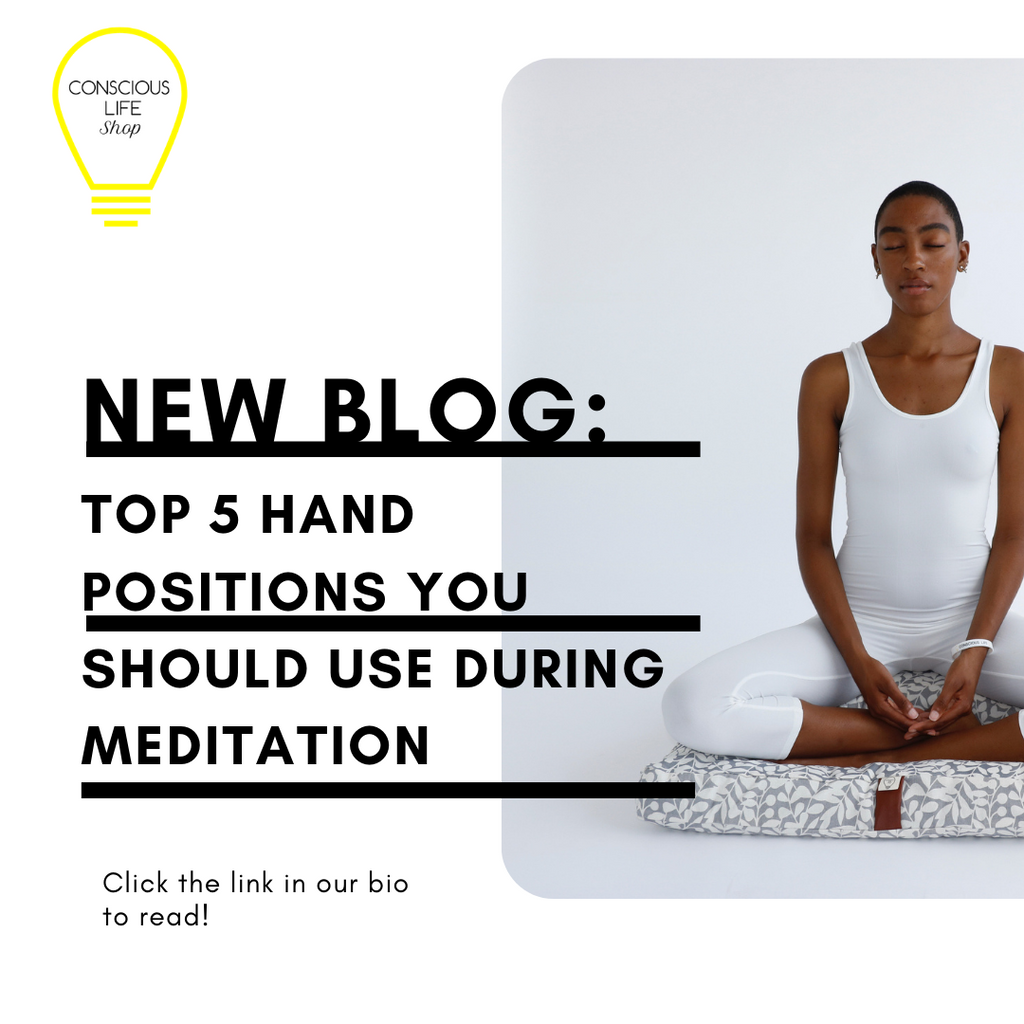 Top 5 Hand Positions You Should Use During Meditation