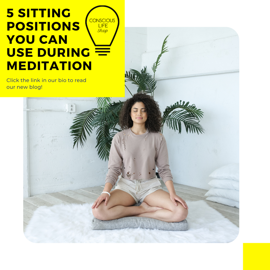 5 Sitting Positions You Can Use During Meditation