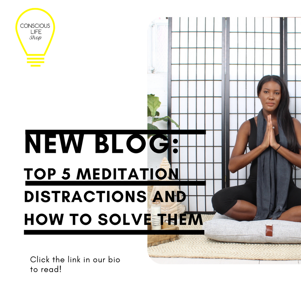 Top 5 Meditation Distractions and How to Solve Them