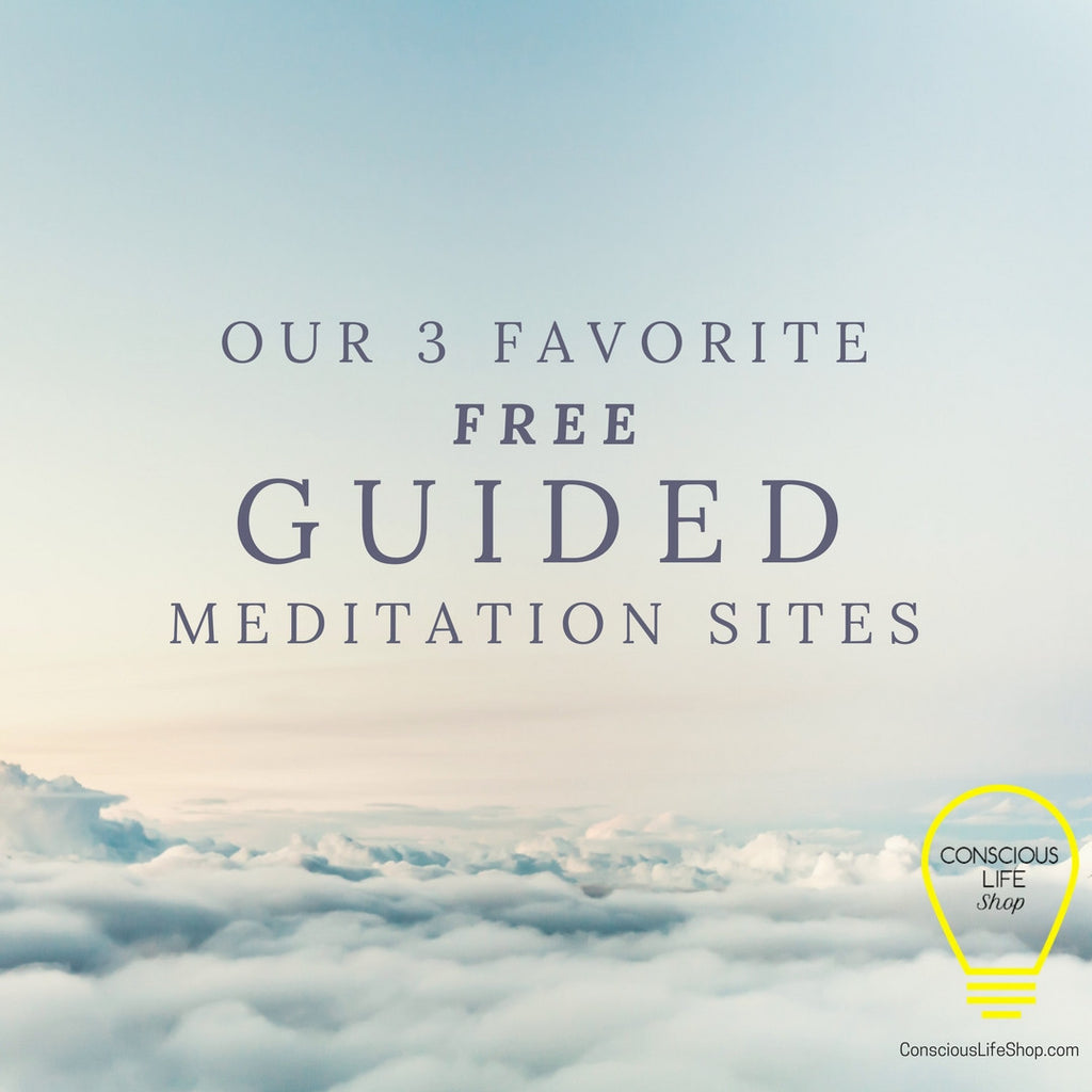 Our 3 Favorite Free Guided Meditation Sites